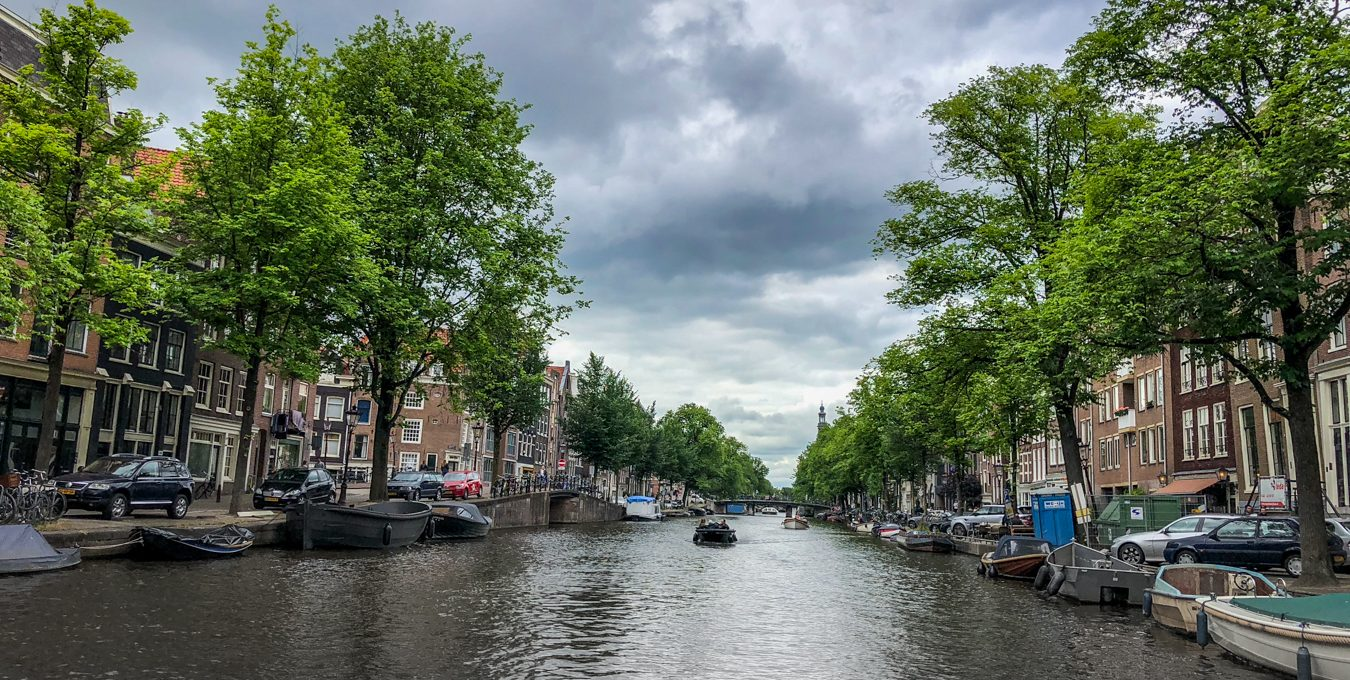 One day in Amsterdam with a toddler
