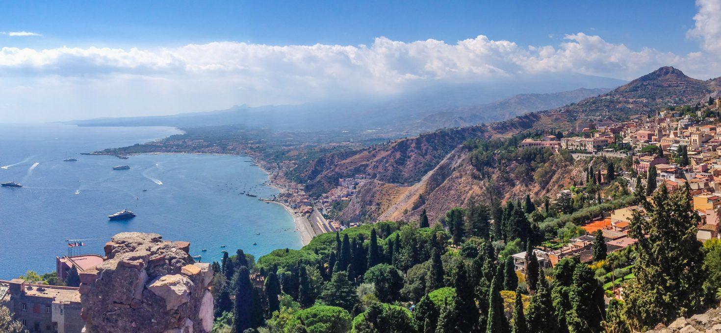 Obiective de neratat în nord-estul Siciliei