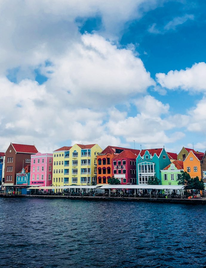 O zi in Curacao