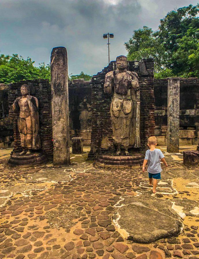 Road trip through Sri Lanka – The Cultural Triangle