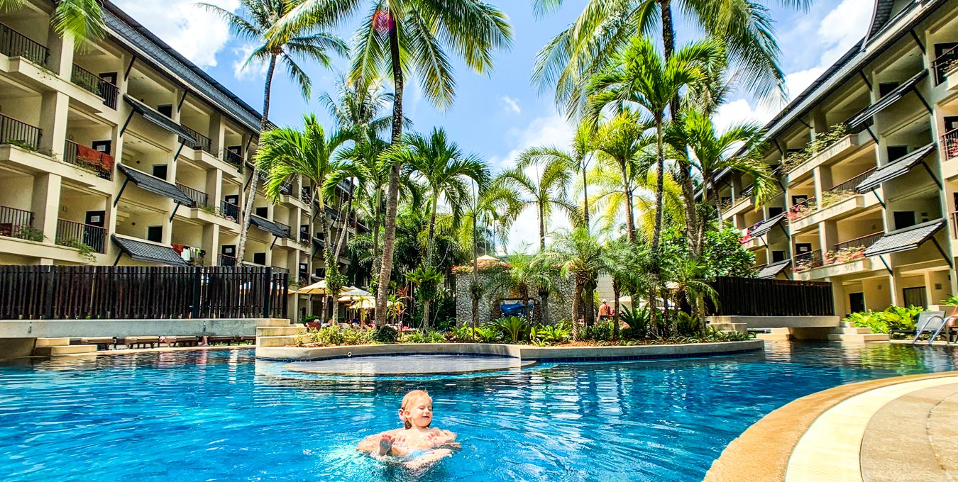 Our Swissotel experience in Phuket