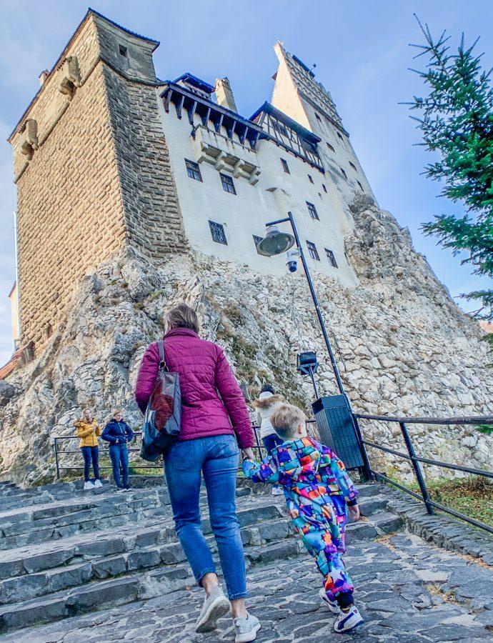 Weekend in Romania – Bran Castle