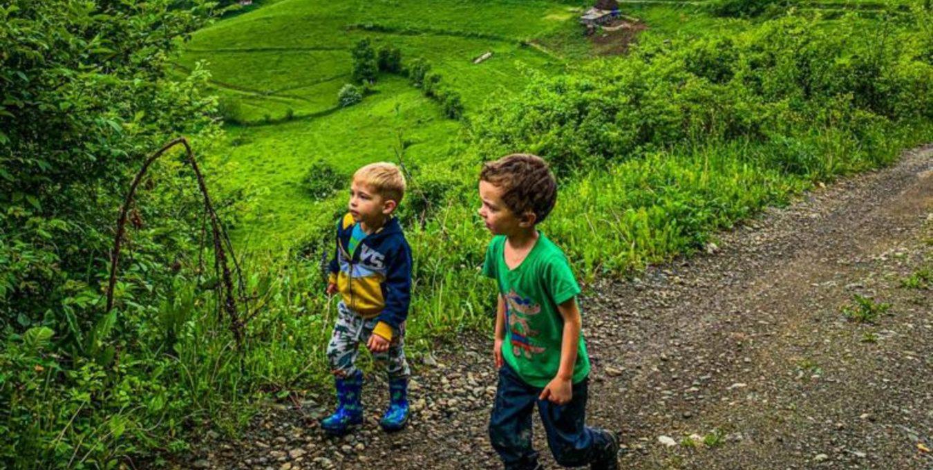 10 locuri de ieșit în natură cu copiii în jurul Clujului
