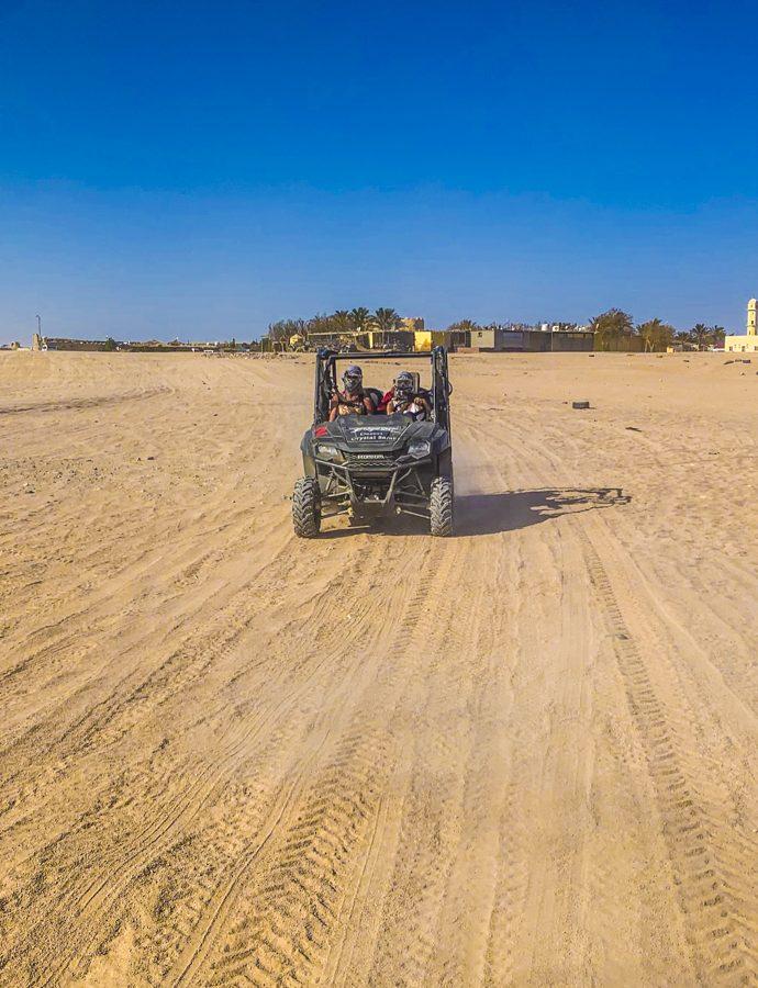 5 activități cu copiii în Hurghada
