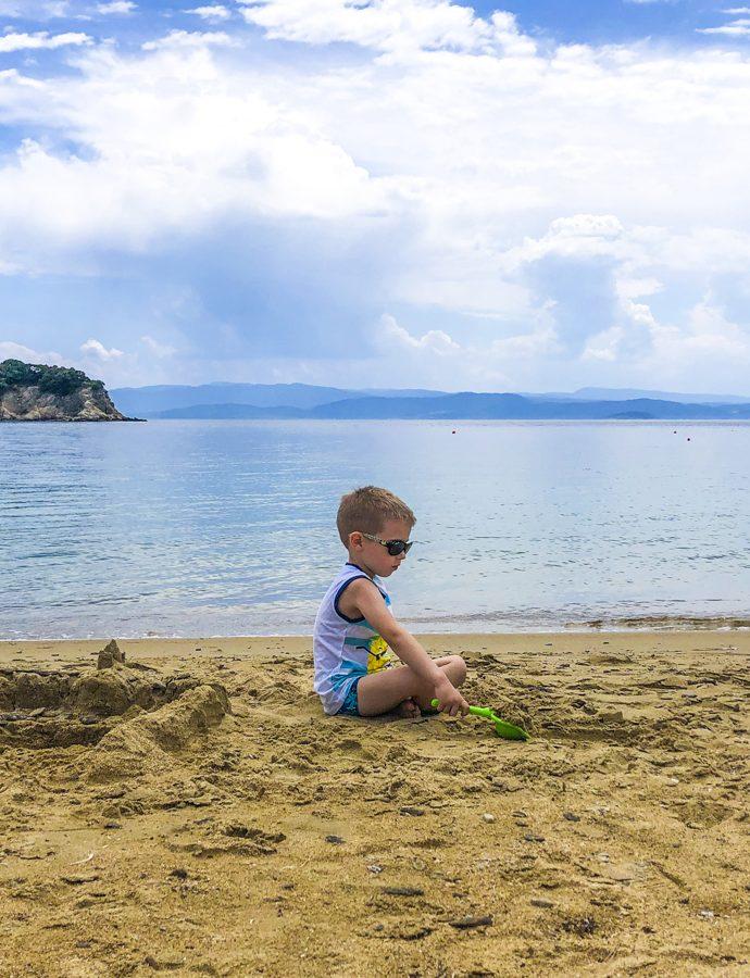 Plajele din Skiathos